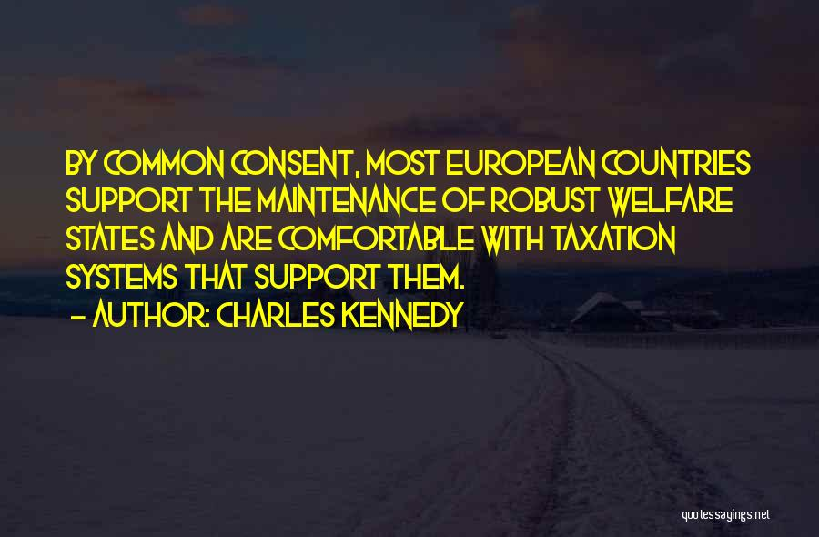 Charles Kennedy Quotes 2116937