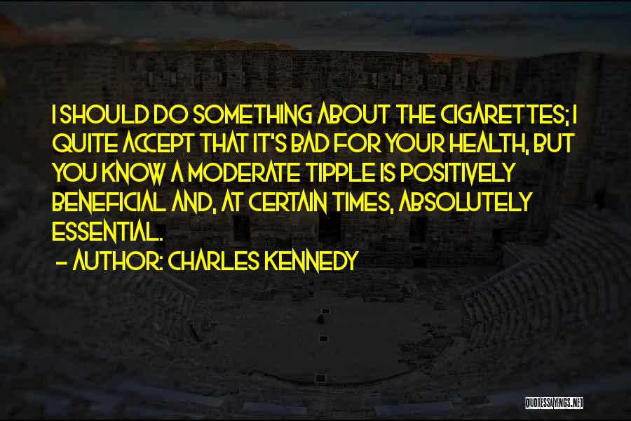 Charles Kennedy Quotes 441041
