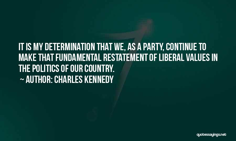 Charles Kennedy Quotes 605868