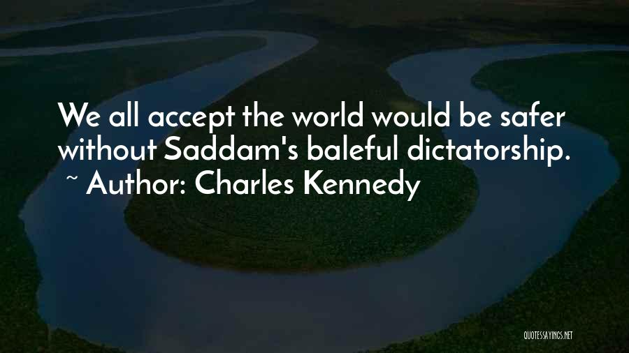 Charles Kennedy Quotes 725364