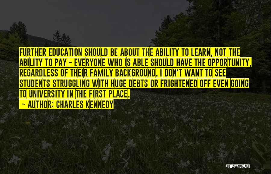 Charles Kennedy Quotes 934941