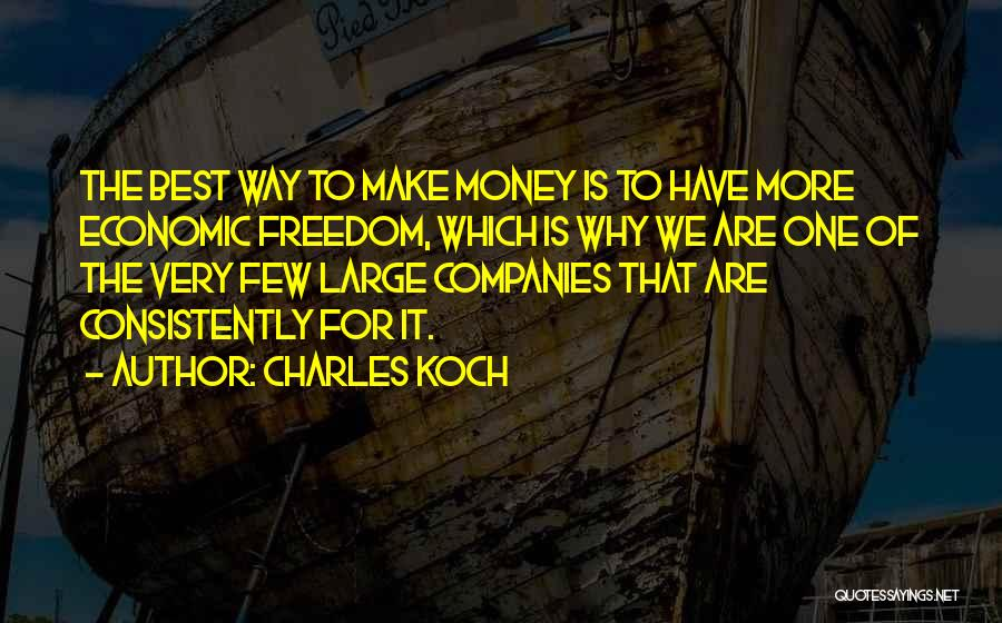 Charles Koch Quotes 1218612
