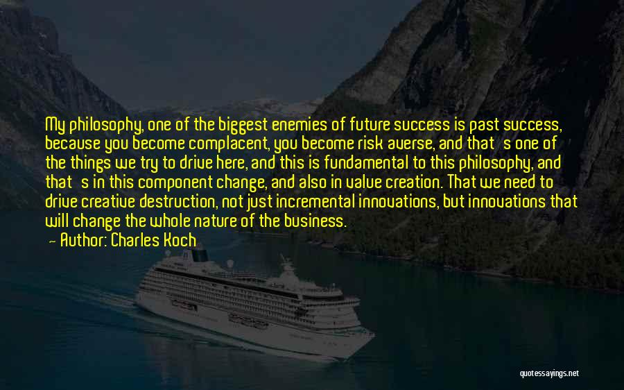 Charles Koch Quotes 1389452
