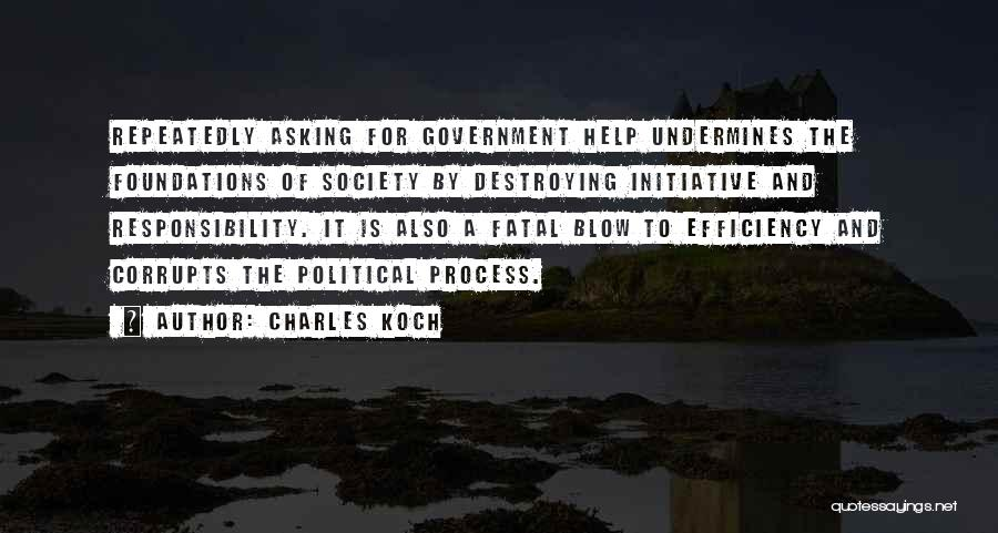 Charles Koch Quotes 1519319
