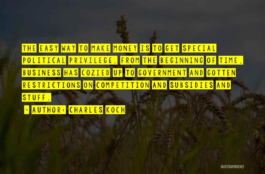 Charles Koch Quotes 1556416
