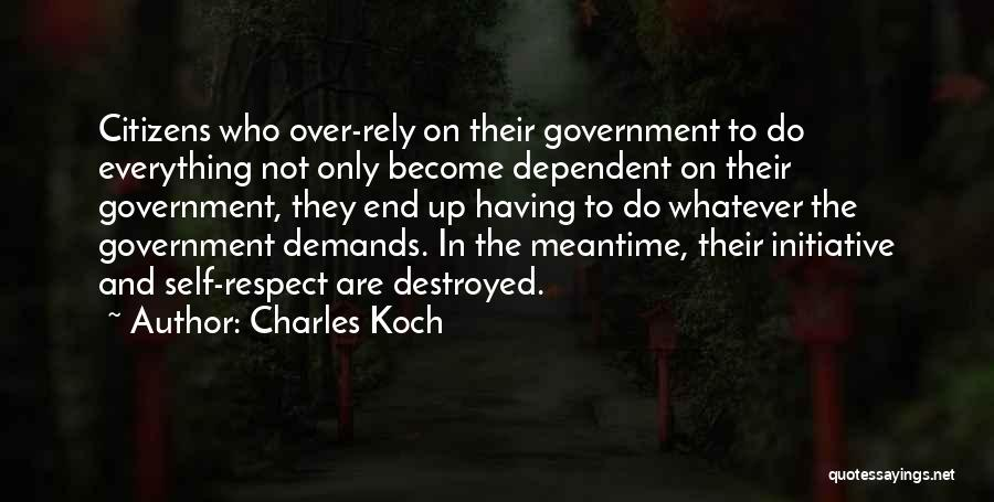 Charles Koch Quotes 1697025