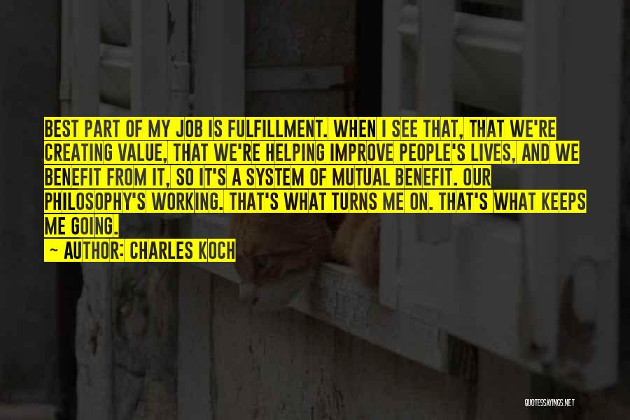 Charles Koch Quotes 211316
