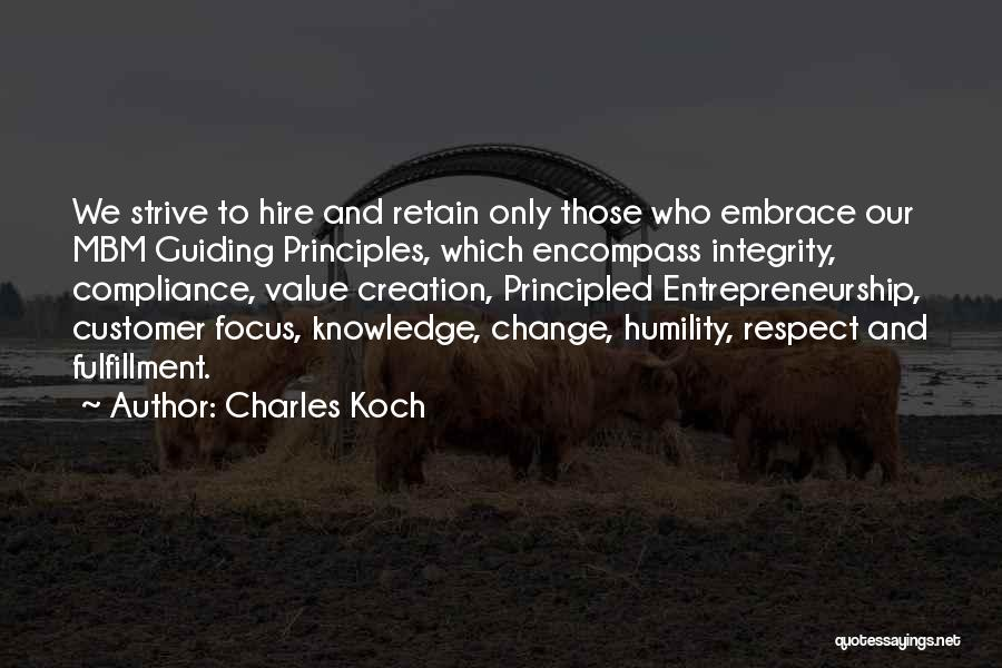 Charles Koch Quotes 2137427