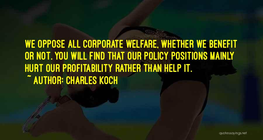 Charles Koch Quotes 331720