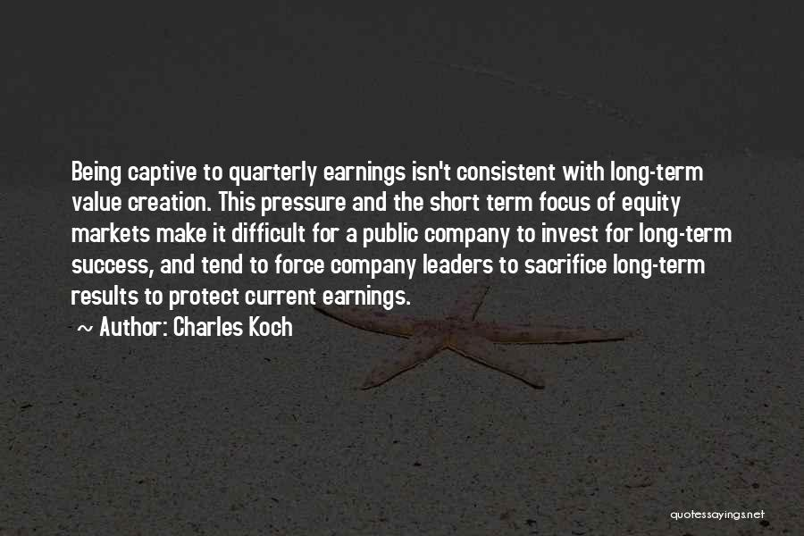 Charles Koch Quotes 500855