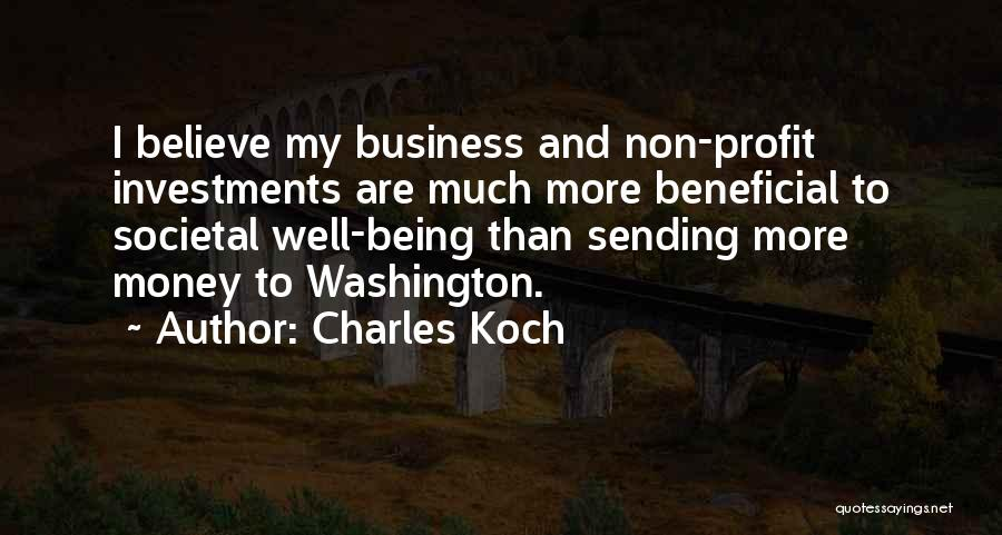 Charles Koch Quotes 611343