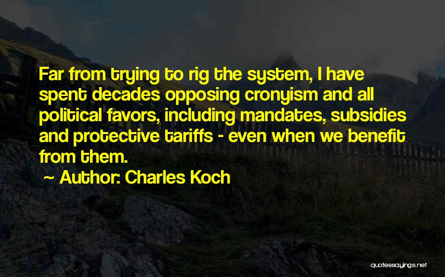 Charles Koch Quotes 881772
