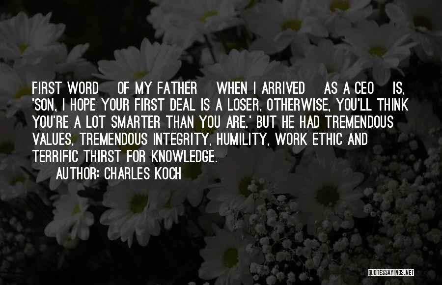 Charles Koch Quotes 994137