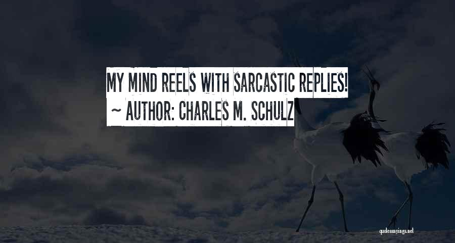 Charles M Schulz Snoopy Quotes By Charles M. Schulz