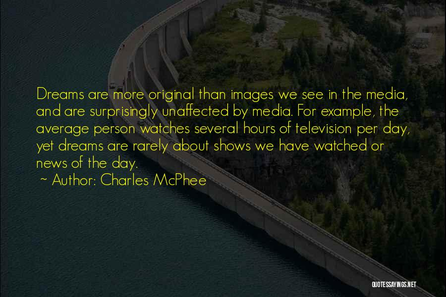Charles McPhee Quotes 1014863