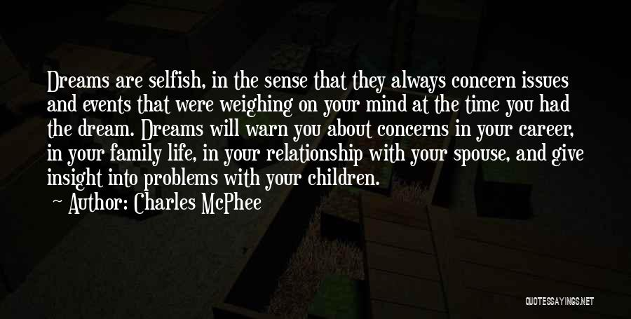 Charles McPhee Quotes 1569492