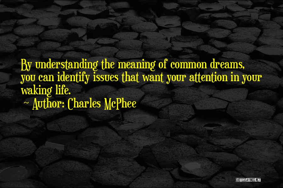 Charles McPhee Quotes 187679