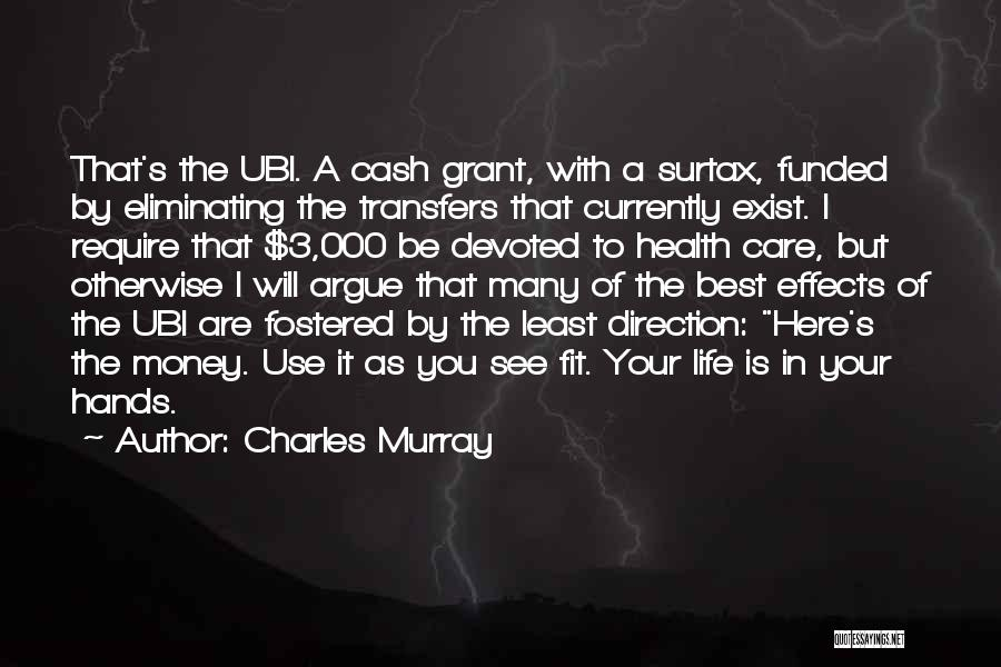 Charles Murray Quotes 1740935