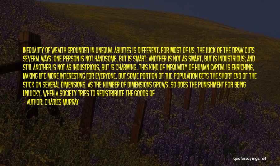 Charles Murray Quotes 1878702