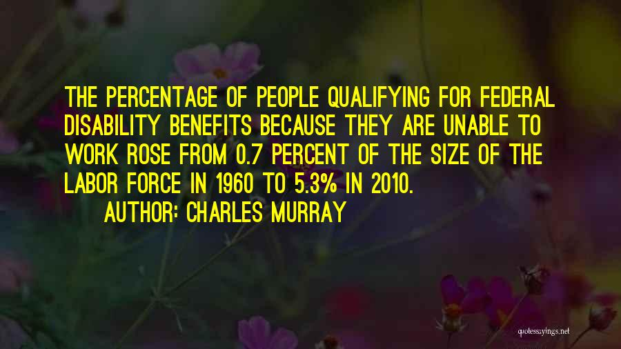 Charles Murray Quotes 321218
