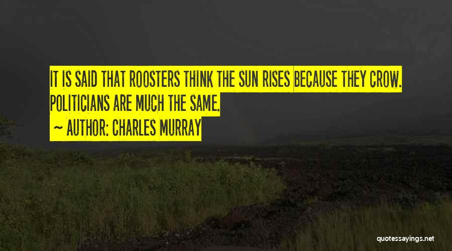 Charles Murray Quotes 651328