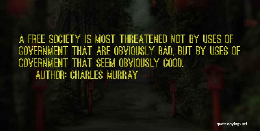 Charles Murray Quotes 957278