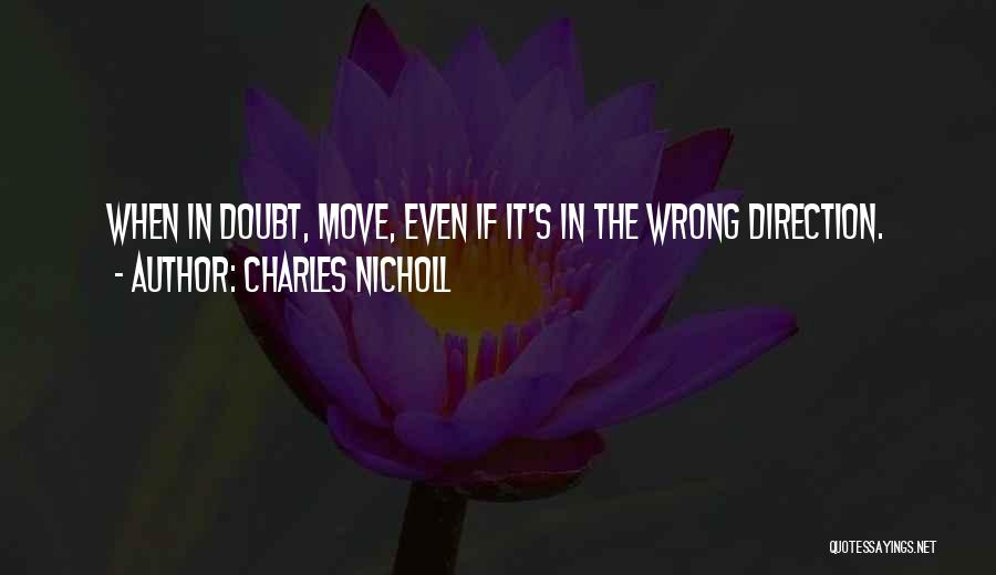 Charles Nicholl Quotes 844778
