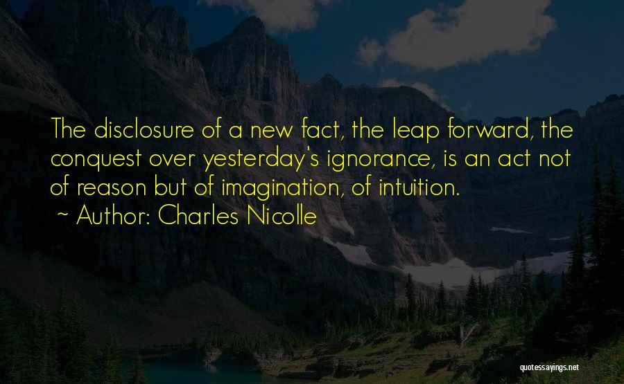 Charles Nicolle Quotes 2254275