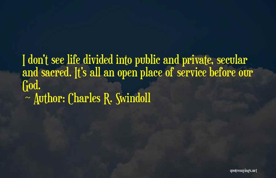Charles R. Swindoll Quotes 106151