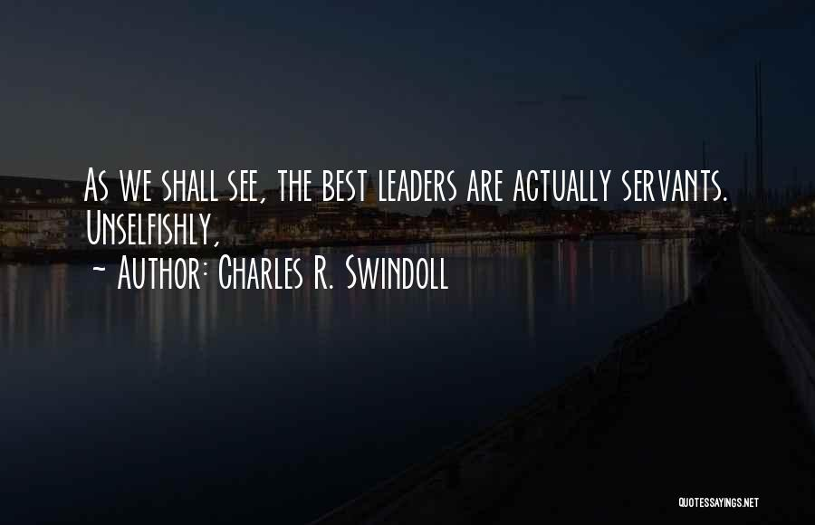 Charles R. Swindoll Quotes 1122402