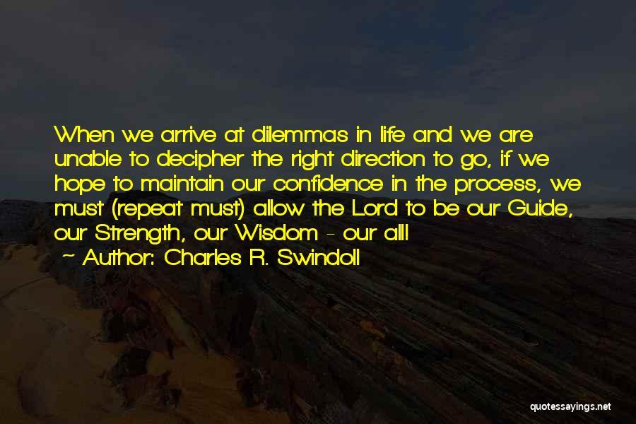 Charles R. Swindoll Quotes 1125117