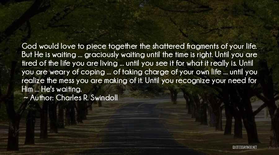 Charles R. Swindoll Quotes 1393502