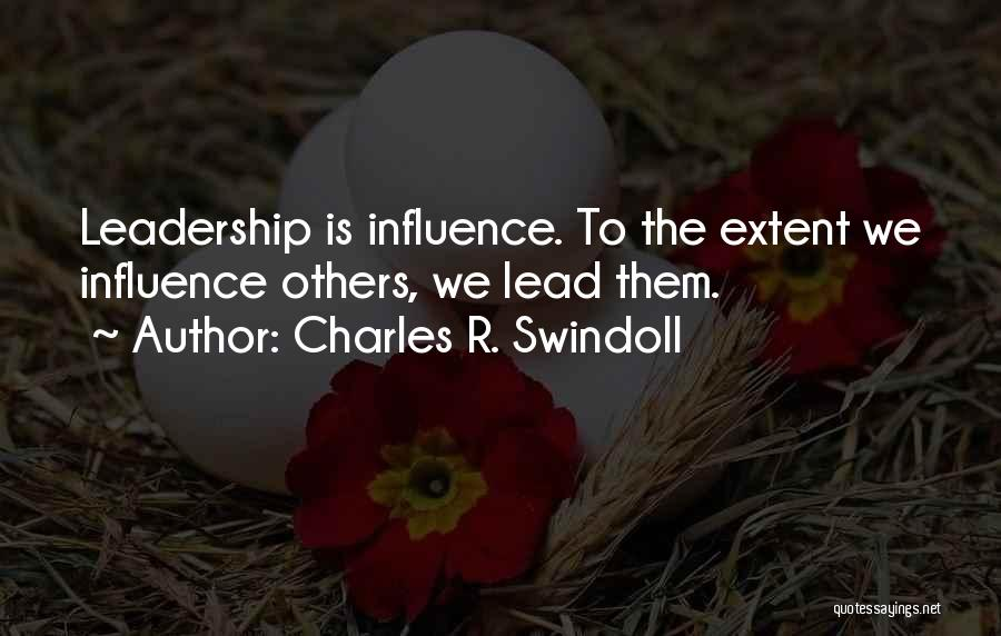 Charles R. Swindoll Quotes 1811270