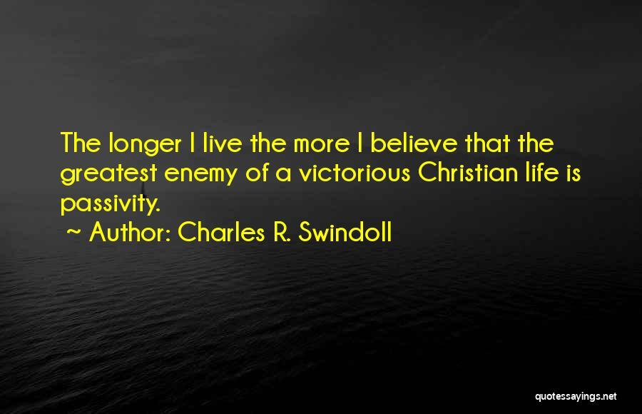 Charles R. Swindoll Quotes 1912977