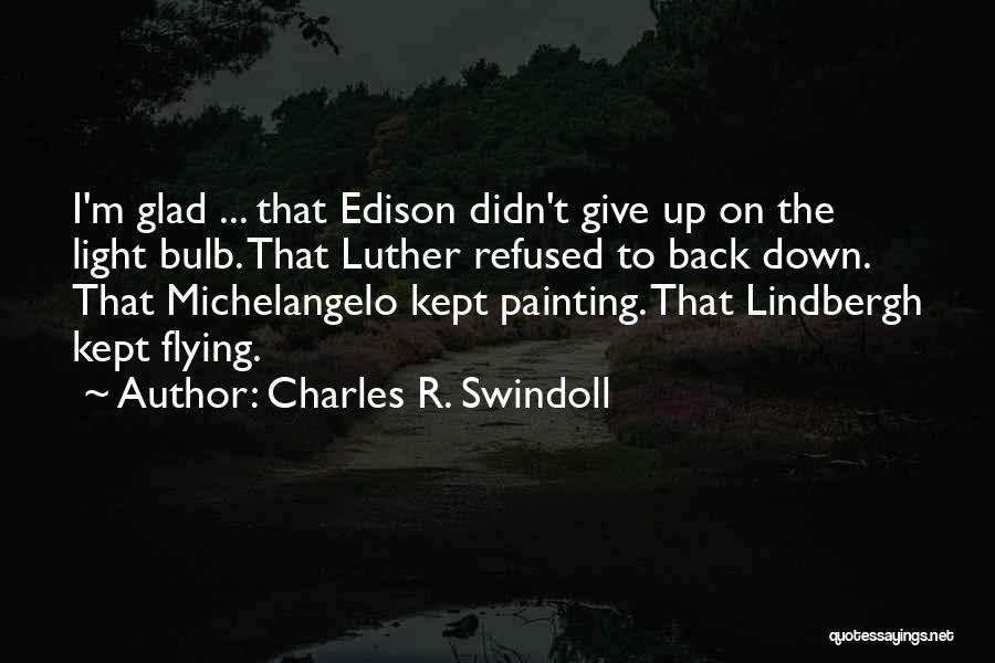 Charles R. Swindoll Quotes 1981934