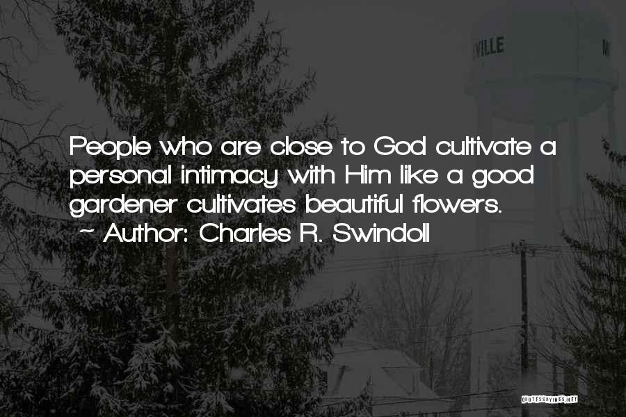 Charles R. Swindoll Quotes 2102124