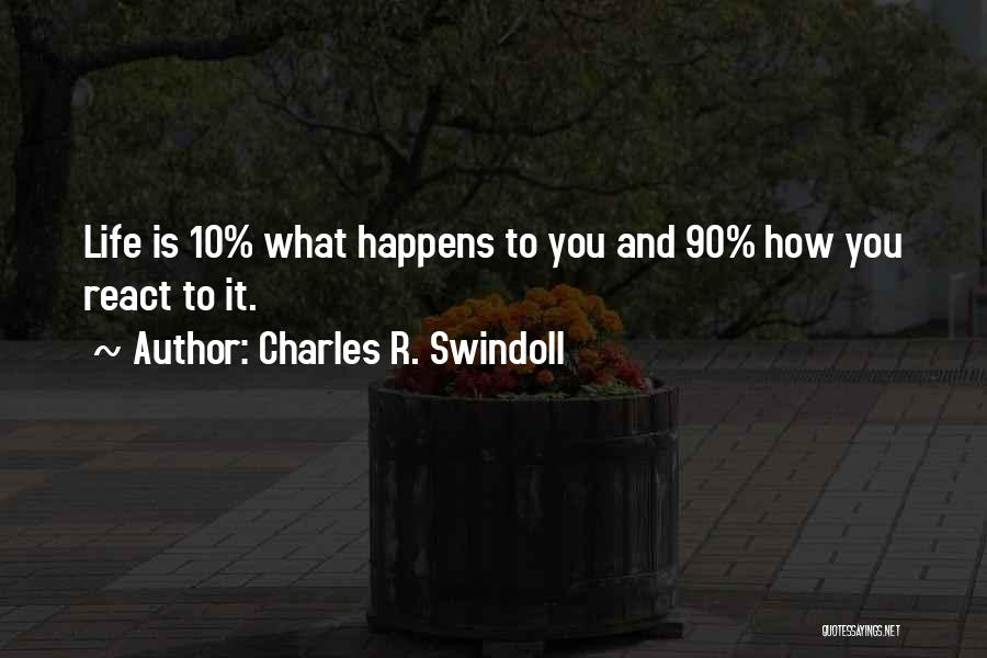 Charles R. Swindoll Quotes 2180248