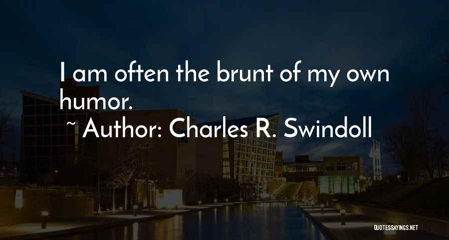 Charles R. Swindoll Quotes 2258020