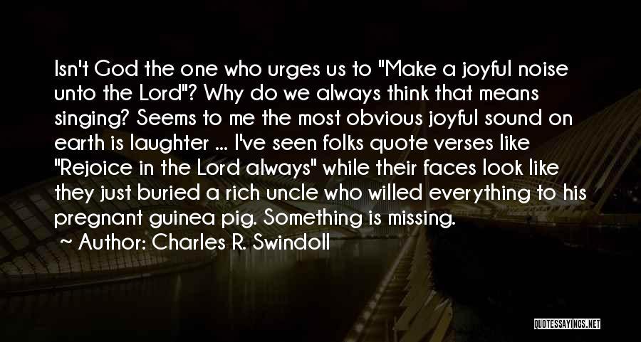 Charles R. Swindoll Quotes 415964