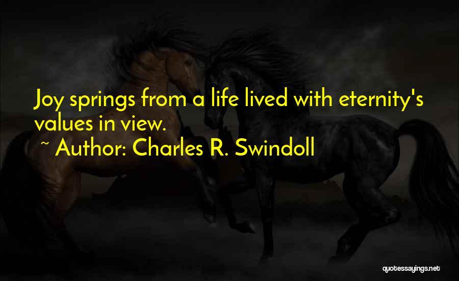 Charles R. Swindoll Quotes 578077
