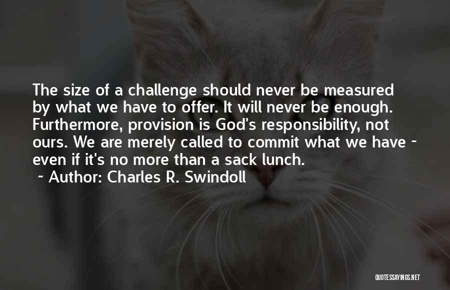 Charles R. Swindoll Quotes 578184