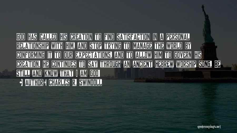 Charles R. Swindoll Quotes 660502
