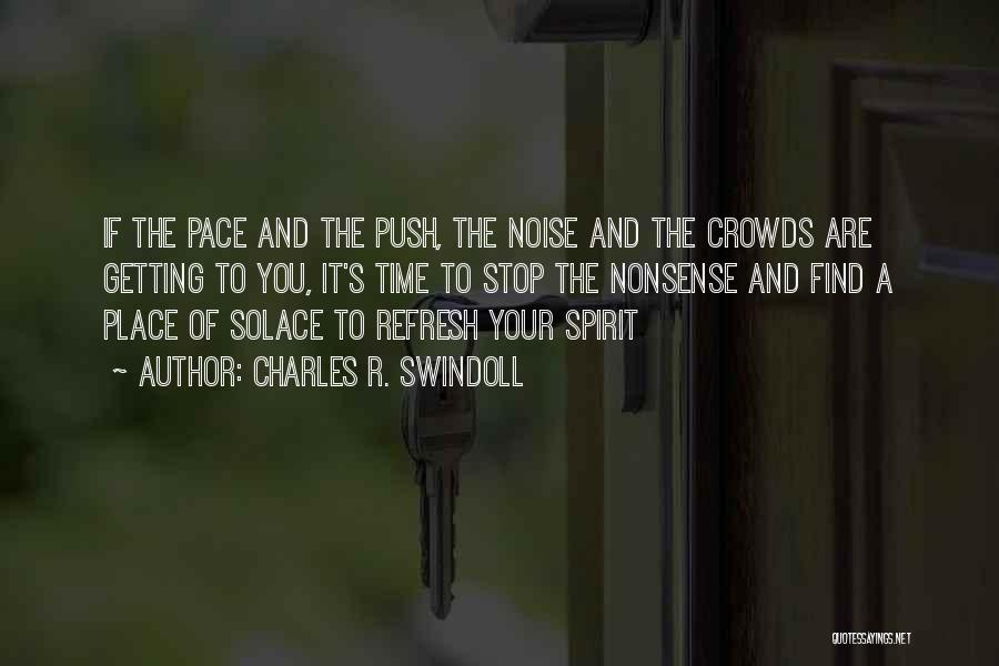 Charles R. Swindoll Quotes 701308