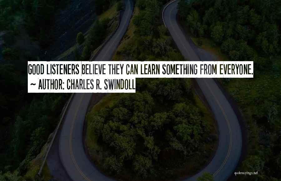 Charles R. Swindoll Quotes 801832