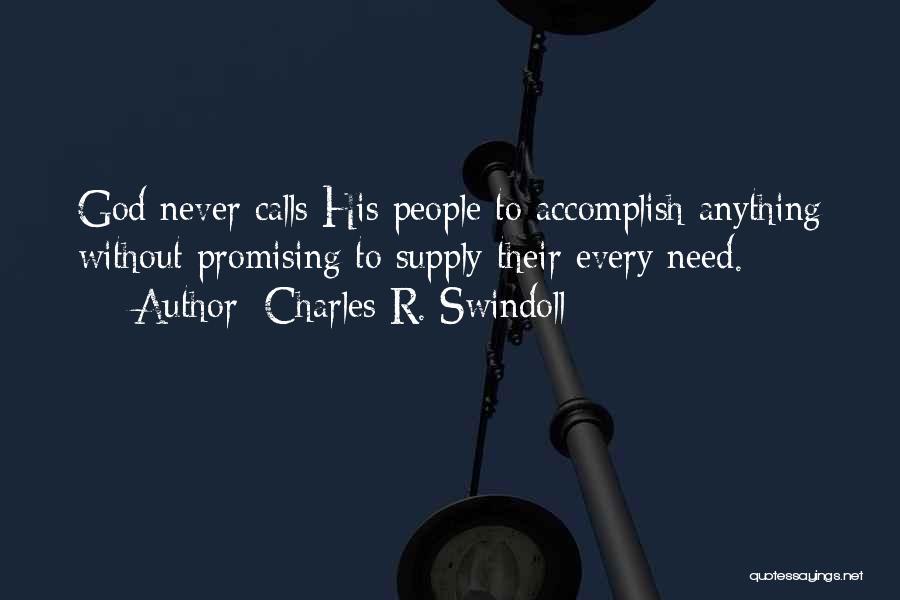 Charles R. Swindoll Quotes 827066
