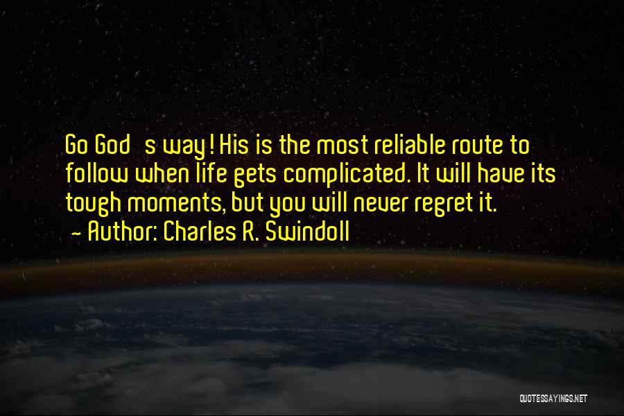 Charles R. Swindoll Quotes 868449