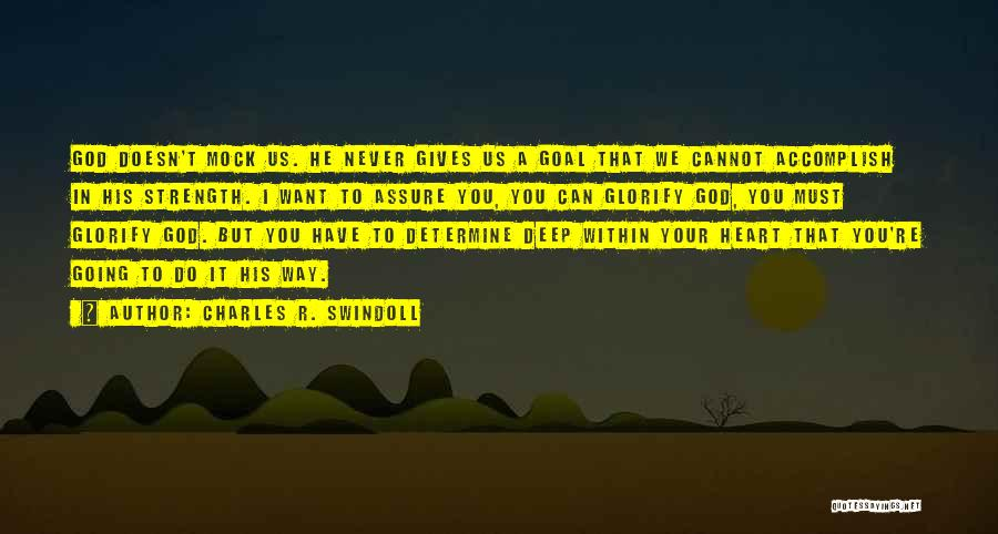 Charles R. Swindoll Quotes 874711