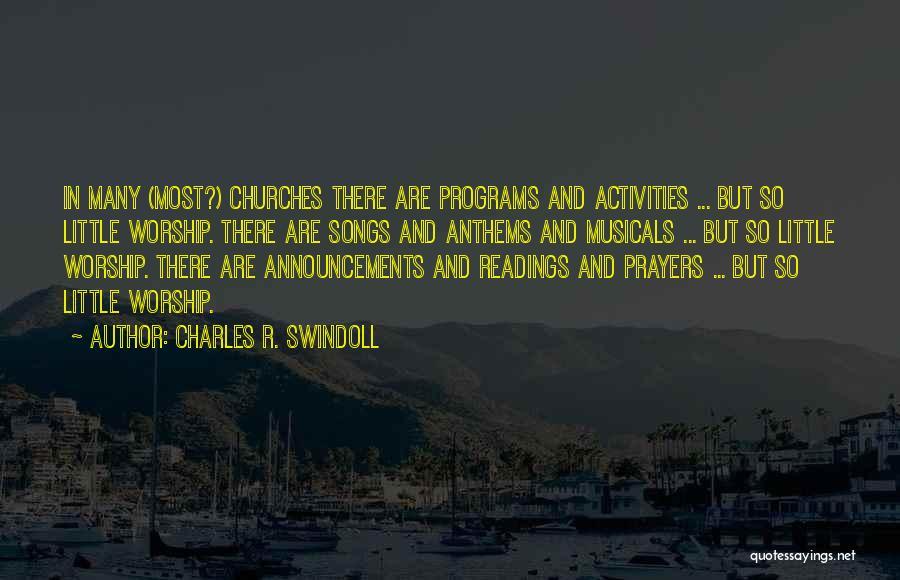 Charles R. Swindoll Quotes 901823