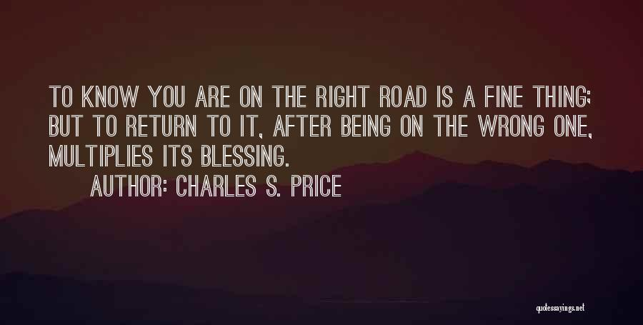 Charles S. Price Quotes 887102