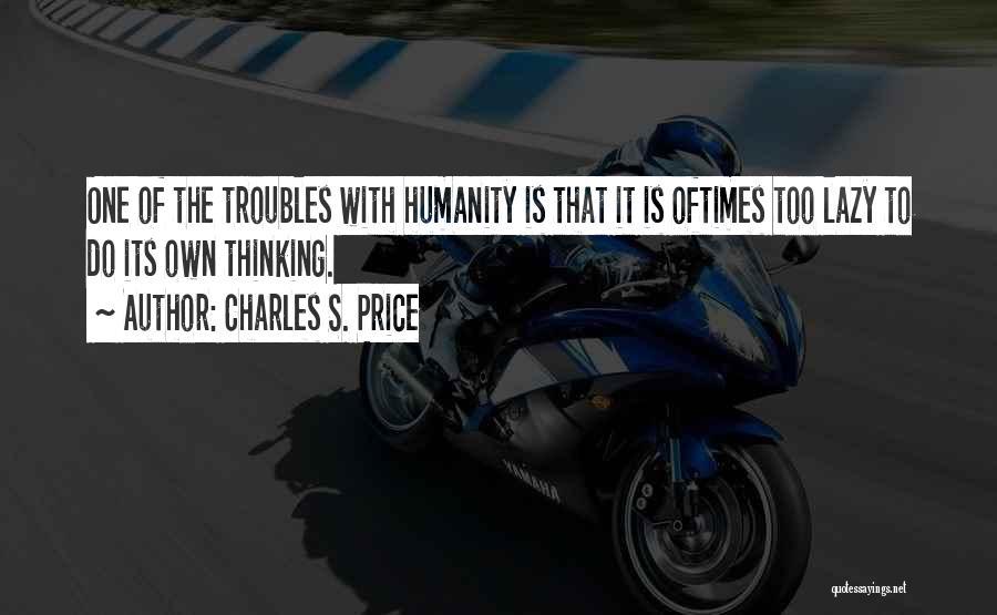 Charles S. Price Quotes 992634